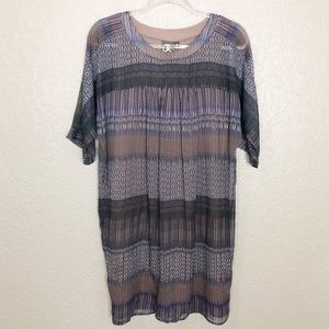 EUC Anthro One September Dolman sleeve dress